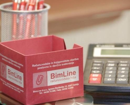 Računovodstvo Bim Line